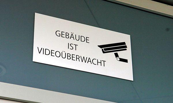 Symbolbild Überwachungskamera / Bild: (c) FABRY Clemens