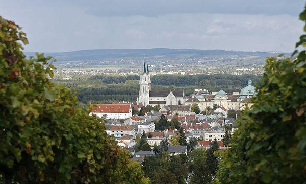 Archivbild: Blick auf Klosterneuburg / Bild: REUTERS