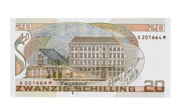 """(c) Beigestellt Hans Hollein. Der """"Soravia Wing"""" der Albertina sticht hervor."""