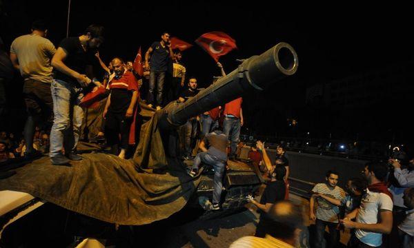 Putschversuch in der Türkei / Bild: imago/Depo Photos