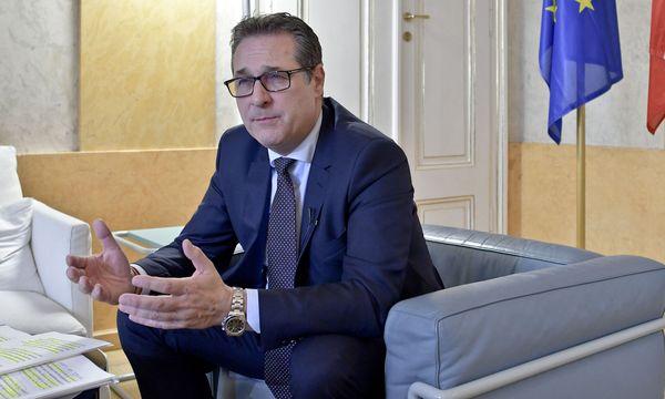 Vizekanzler und FPÖ-Chef Heinz-Christian Strache / Bild: APA/HERBERT NEUBAUER