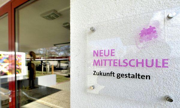 THEMENBILD: NEUE MITTELSCHULE / Bild: (c) APA/HERBERT NEUBAUER