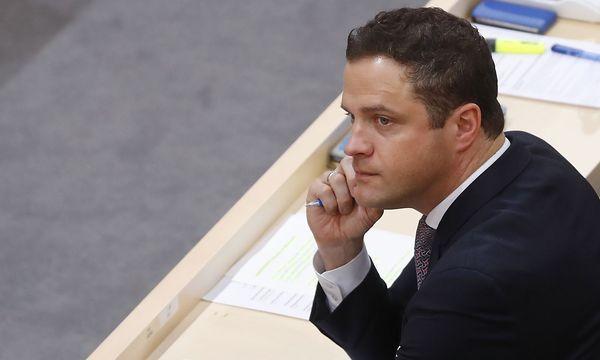 FPÖ-Klubobmann Johann Gudenus / Bild: Reuters