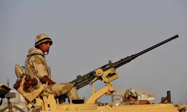 aegypten warnt Einstellung Militaerhilfe / Bild: (c) EPA (Yahya Arhab)