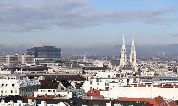 Symbolbild: Blick auf Wien / Bild: Die Presse