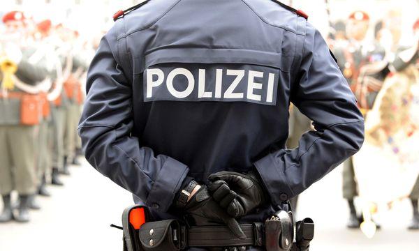 Polizei / Bild: (c) Clemens Fabry (Presse)