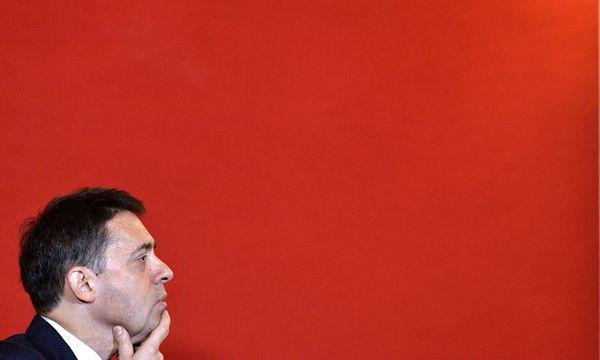 Bogdan Roščić wurde im Dezember als Nachfolger von Dominique Meyer an der Spitze der Wiener Staatsoper vorgestellt / Bild: (c) APA (HERBERT NEUBAUER)