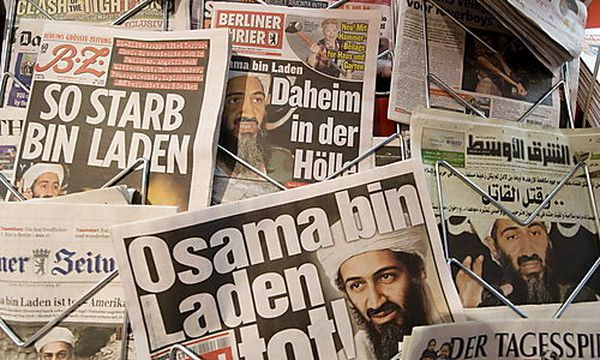Bin Laden tiefgekühlt?  Verschwörungstheorien blühen / Bild: (c) dapd (Steffi Loos)