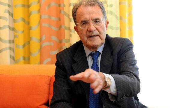 Romano Prodi  / Bild: Clemens Fabry
