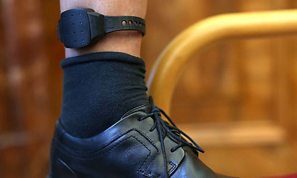 Symbolbild Fußfessel / Bild: APA/GEORG HOCHMUTH
