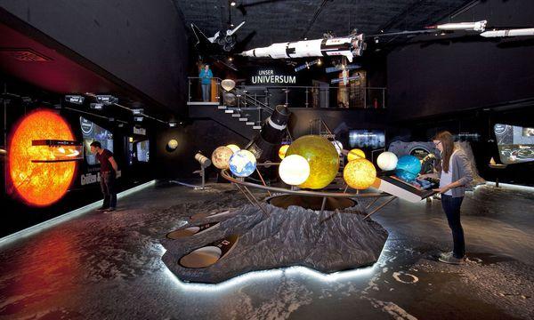 Unterhaltung und Lehrreiches, nicht nur für Kinder, im Salzburger Haus der Natur – einem der größten Naturkundemuseen in Österreich. / Bild: (c) Haus der Natur