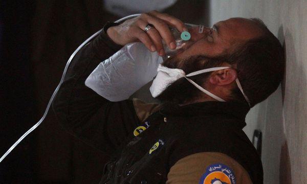 Nach dem Angriff auf Khan Sheikhoun / Bild: REUTERS