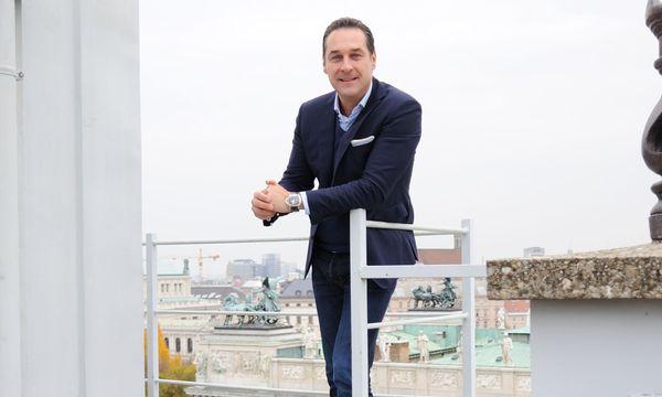 FPÖ-Chef Strache  / Bild: (c) Clemens Fabry (Presse)