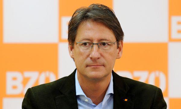 Josef Bucher / Bild: (c) Die Presse (Clemens Fabry)