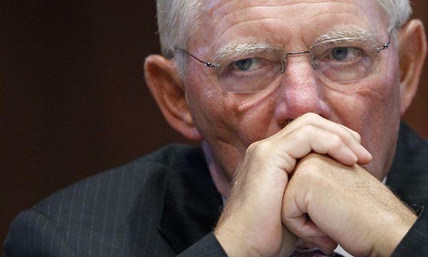 Wolfgang Schäuble / Bild: (c) REUTERS (VINCENT KESSLER)