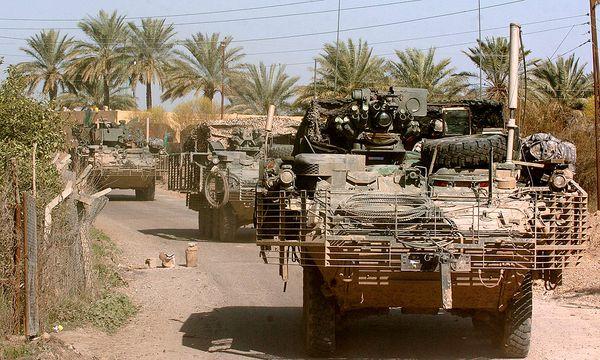Irak / Bild: (c) AP (SSGT ANTONIETA RICO)
