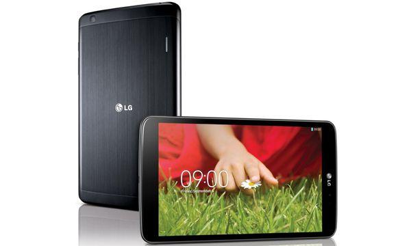 LGTablet laesst SmartphoneSMS lesen / Bild: (c) LG