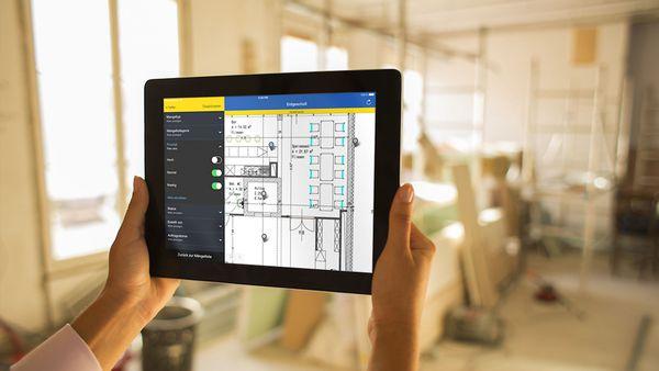 Die digitale Lösung von PlanRadar kommt bereits auf zahlreichen Baustellen zum Einsatz. / Bild: PlanRadar