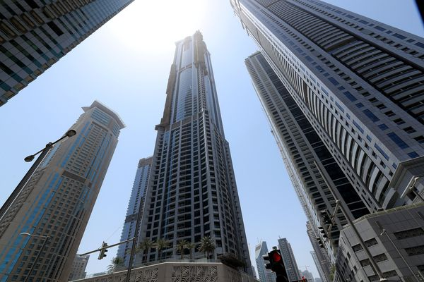 Dubai, Torch Tower / Bild: (c) REUTERS (HAMAD I MOHAMMED)