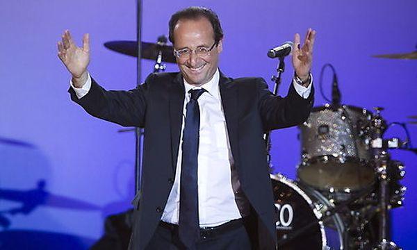 Francois Hollande / Bild: (c) EPA (Ian Langsdon)