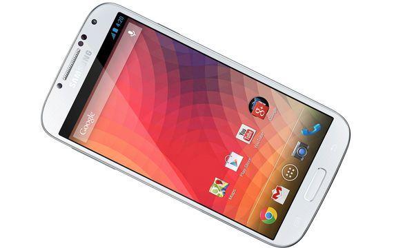 Galaxy S4 als neues Nexus / Bild: (c) Google