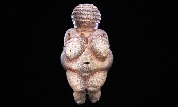 Archivbild: Die Venus von Willendorf im Naturhistorischen Museum / Bild: APA/HELMUT FOHRINGER