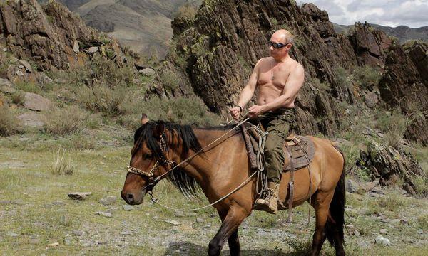 Wladimir Putin  / Bild: AFP