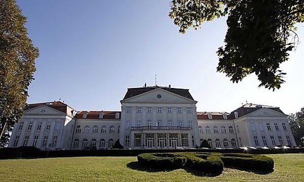 Schloss Wilhelminenberg / Bild: (c) AP (Hans Punz)