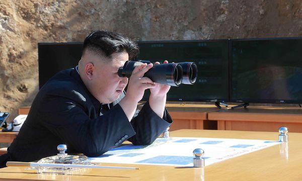 Bild: (c) APA/AFP/KCNA VIA KNS/STR