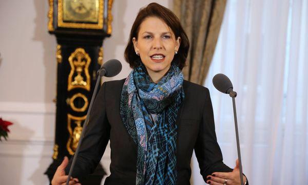 Karoline Edtstadler, Staatssekretärin im Innenministerium / Bild: imago/SKATA