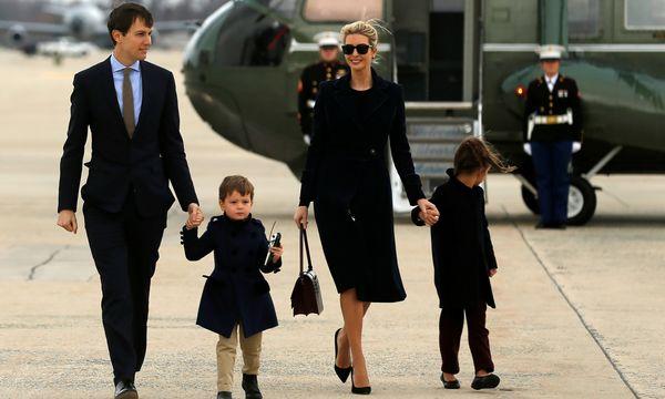 Sowohl Ivanka Trump als auch ihr Ehemann Jared Kushner haben nun Büros im West Wing des Weißen Hauses.  / Bild: (c) REUTERS (� Jonathan Ernst / Reuters)