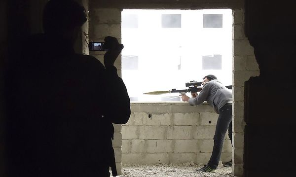 Die Kämpfe in Damaskus dauern an / Bild: REUTERS