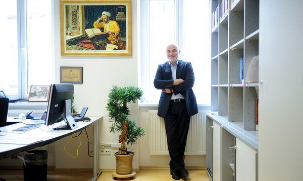 Sollten sich die Vorwürfe rund um die der Kindergartenstudie bestätigen, wackelt Ednan Aslans Professur. / Bild: (c) Die Presse (Clemens Fabry)