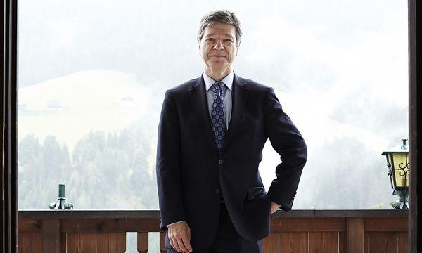 Jeffrey Sachs / Bild: (c) Katharina Roßboth