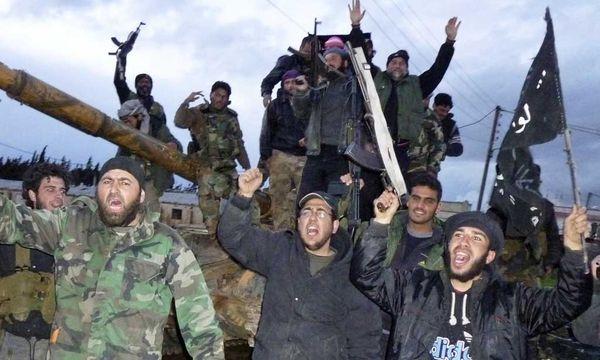Syrische Rebellen / Bild: (c) REUTERS (HANDOUT)