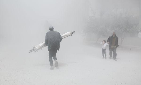 Bild: (c) APA/AFP/ABDULMONAM EASSA