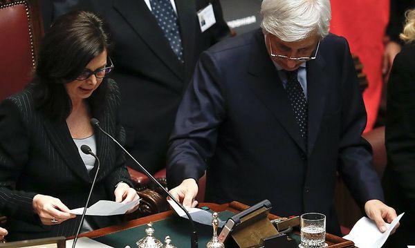 Italien: Marini im ersten Wahlgang gescheitert / Bild: REUTERS