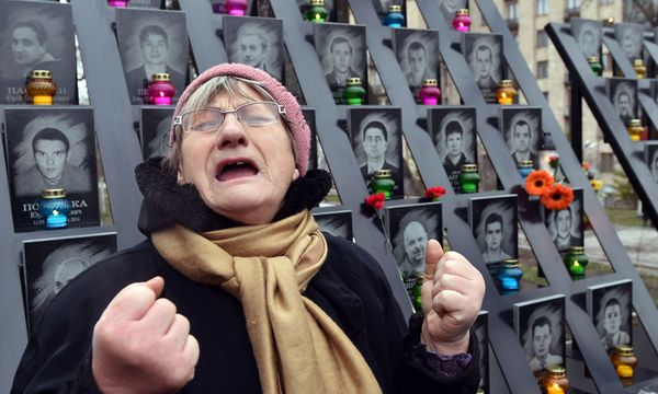 Bild: (c) APA/AFP/SERGEI SUPINSKY