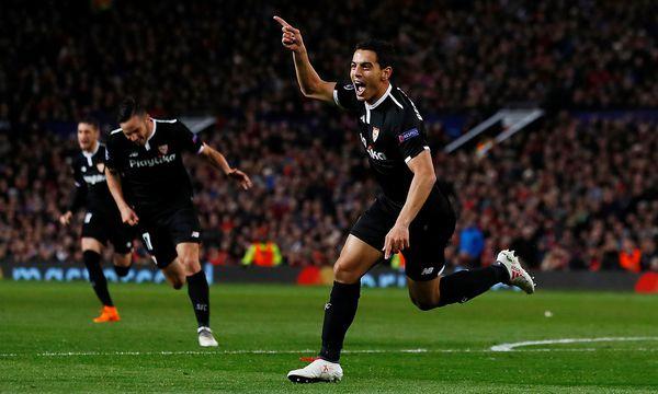 Wissam Ben Yedder schoss Sevilla zum Aufstieg / Bild: REUTERS