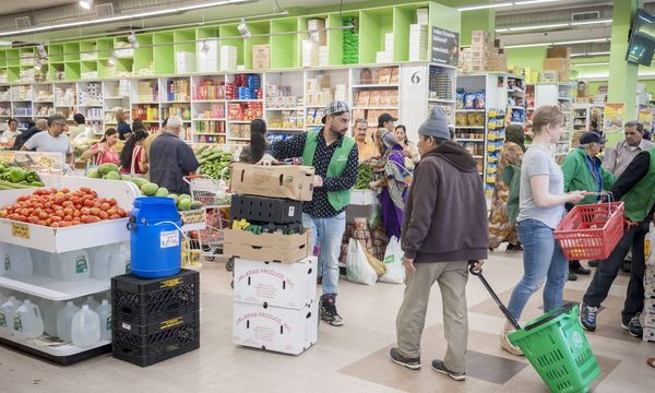 Symbolbild Supermarkt.  / Bild: (c) imago/Levine-Roberts (Richard B. Levine)