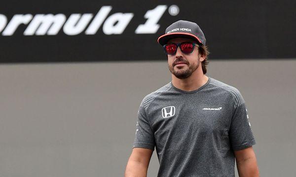 Fernando Alonso / Bild: APA/AFP/TOSHIFUMI KITAMURA
