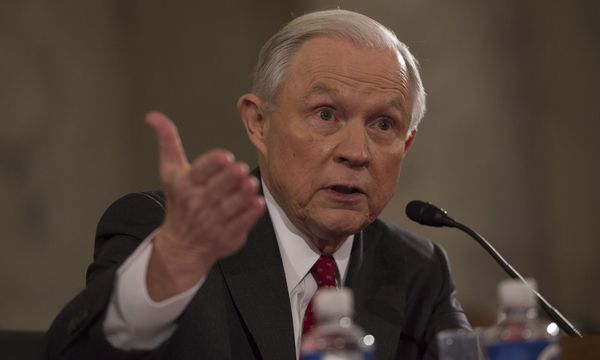 Justizminister Jeff Sessions / Bild: (c) AFP (MOLLY RILEY)