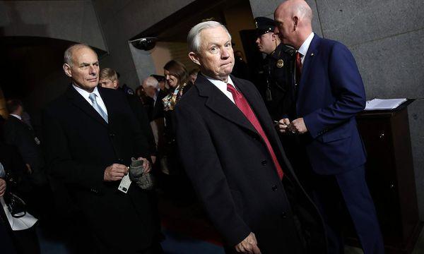 Jeff Sessions muss weiter warten. / Bild: (c) APA/AFP/POOL/WIN MCNAMEE (WIN MCNAMEE)