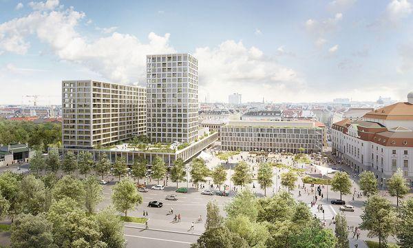 Eine Visualisierung des umstrittenen Projekts / Bild: Weinfeld