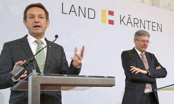 Benger; Kaiser / Bild: APA/GERT EGGENBERGER