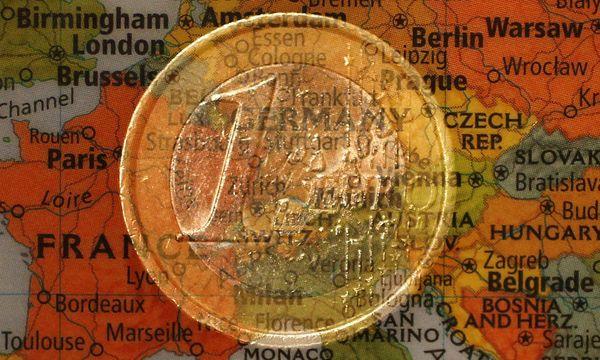 Eurozone / Bild: (c) REUTERS (KAI PFAFFENBACH)