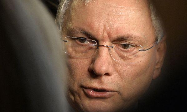 Stöger weist Vorwürfe zurück / Bild: APA/HERBERT PFARRHOFER
