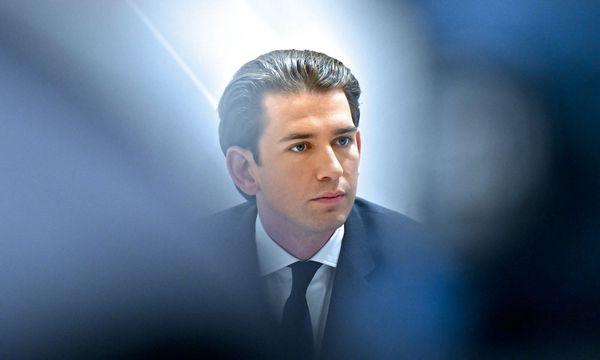 ÖVP-Chef Kurz / Bild: APA/HERBERT NEUBAUER
