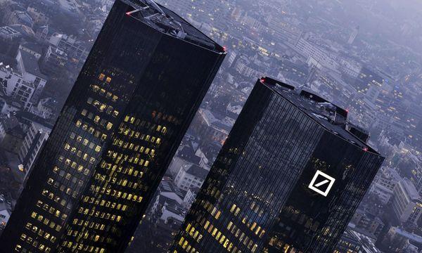 Zentrale der Deutsche Bank AG in Frankfurt / Bild: (c) imago/Hans-Günther Oed (imago stock&people)