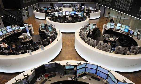 Börse Frankfurt / Bild: (c) APA/AFP/DANIEL ROLAND